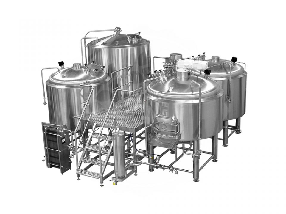 Factory craft beer brewing equipment jinan zhuoda for Craft beer brewing kit