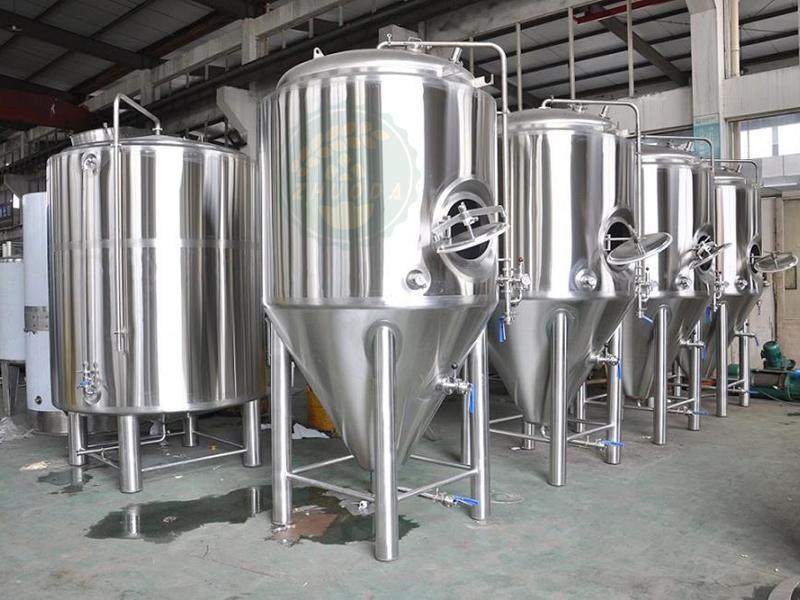 20bbl Fermentation Tank Jinan Zhuoda Machinery Equipment