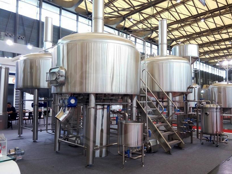 What To Expect From A Top Brewery Equipment Factory In China?