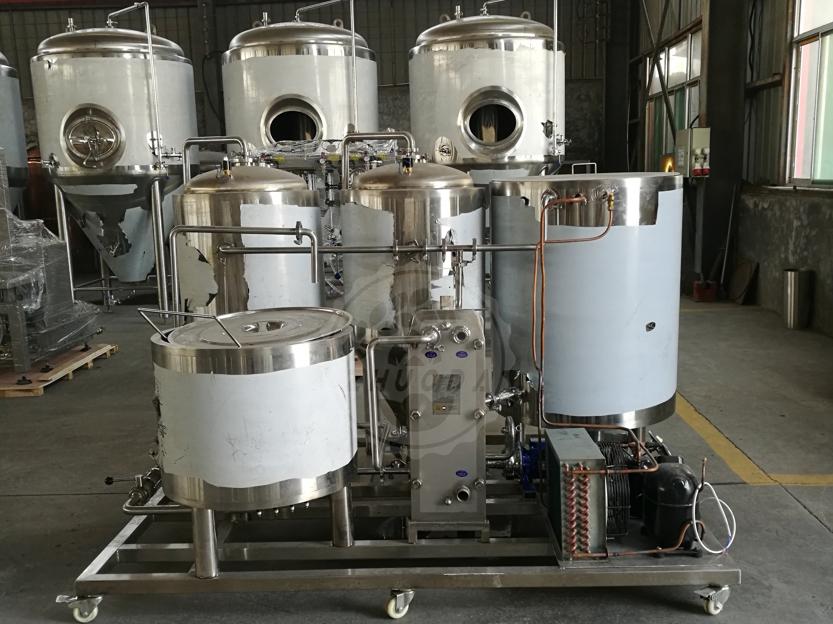 100l Home Brewery System Jinan Zhuoda Machinery