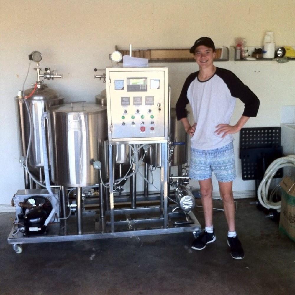 Home Beer Brewing Equipment Jinan Zhuoda Machinery